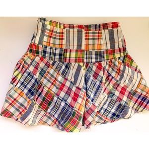 Limited Too Flannel Skirts